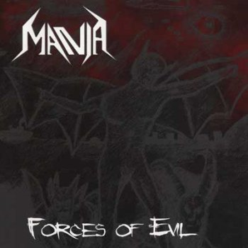 Mania - Forces of Evil (Demo) 2009