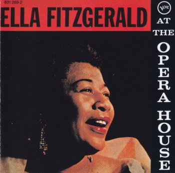 Ella Fitzgerald - At The Opera House (1986)
