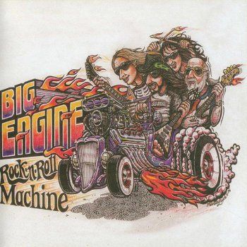 Big Engine - Rock 'n' Roll Machine (2007)