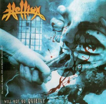 Hellion - Will Not Go Quietly (2003)