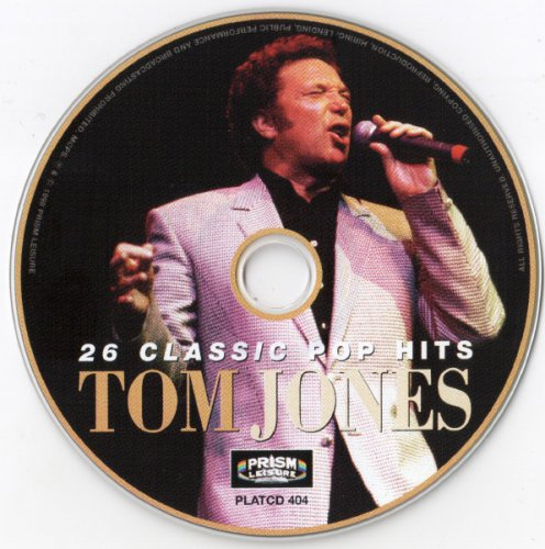 Tom Jones - 74 Great Performances (3 CD Box)