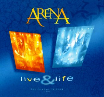 Arena - Live & Life 2004 (2CD Limited Edition Collectors Box Set)