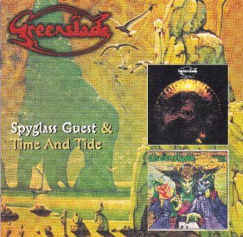 Greenslade - Spyglass Guest / Time And Tide 1974/1975 (2CD Edsel Rec. 2011)