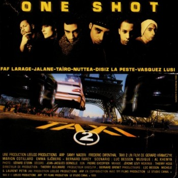 One Shot - Taxi 2 / Такси 2 OST (2000)