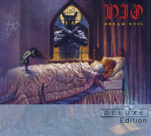 Dio (Ronnie James Dio) - Dream Evil 1987 [Deluxe Expanded Edition, 2CD] (2013)