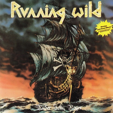Running Wild - Discography (1984-2012)