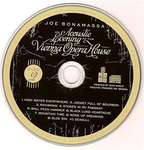 Joe Bonamassa - An Acoustic Evening at The Vienna Opera House (2013)