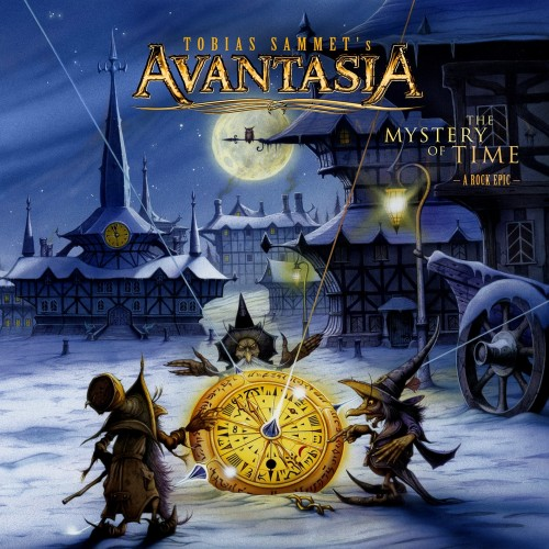 Avantasia - The Mystery Of Time [Limited Edition] (2013)