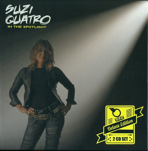 Suzi Quatro - In The Spotlight [Deluxe Edition, 2CD] (2012)