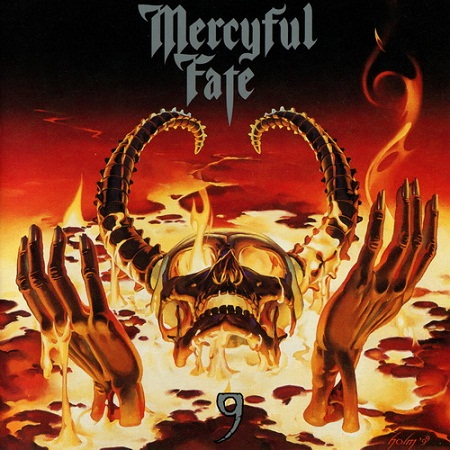 Mercyful Fate - Discography [9 CD]