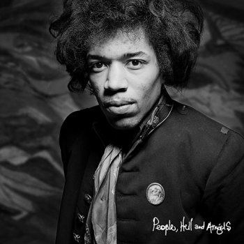 Jimi Hendrix - People, Hell and Angels (Target Exclusive) (2013)