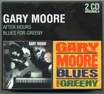 Gary Moore - After Hours / Blues For Greeny 1992/1995 (2CD Box/Virgin Remast. 2003)
