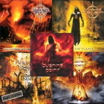 Burning Point - Discography 5CD (2001-2012)