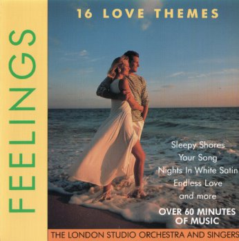 The London Studio Orchestra and Singers - For Lovers Only (3 CD Box Set 1997)