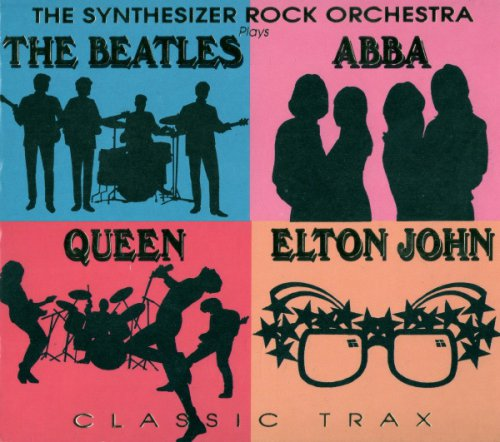 The Synthesizer Rock Orchestra plays The Beatles/ ABBA/ Queen/ Elton John