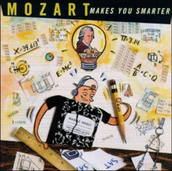 Wolfgang Amadeus Mozart - Mozart Makes You Smarter (1999)