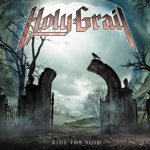 Holy Grail - Ride The Void [Japan SHM-CD Edition, UICN - 1026] (2013)