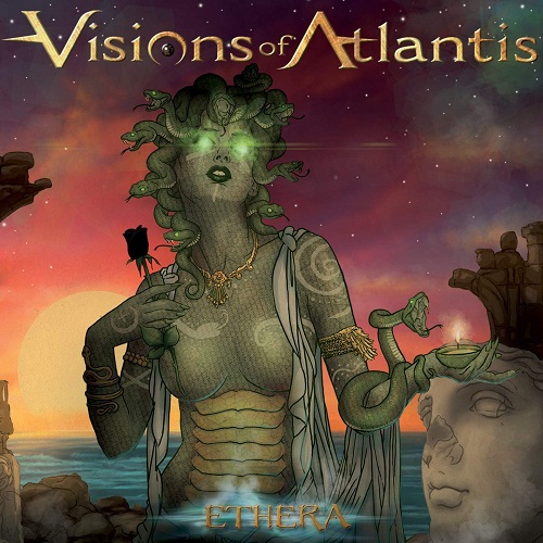 Visions Of Atlantis - Ethera (Limited Edition) (2013)