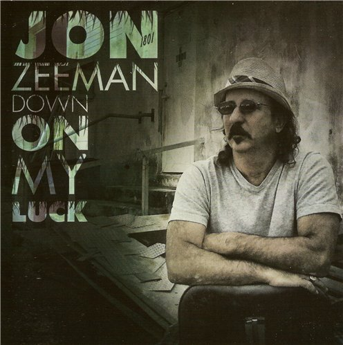 Jon Zeeman - Down On My Luck (2013)