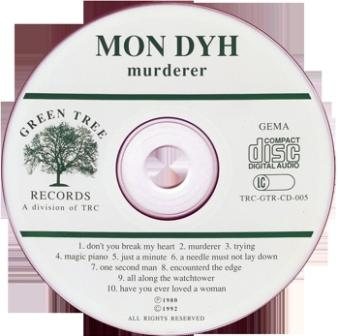 Mon Dyh - Discography 3CD (1980-1982/Reissue 1992-1993)