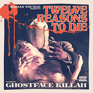 Ghostface Killah And Adrian Younge-Twelve Reasons To Die 2013