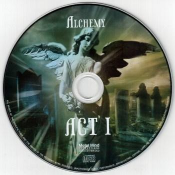 Clive Nolan - Alchemy (2013)