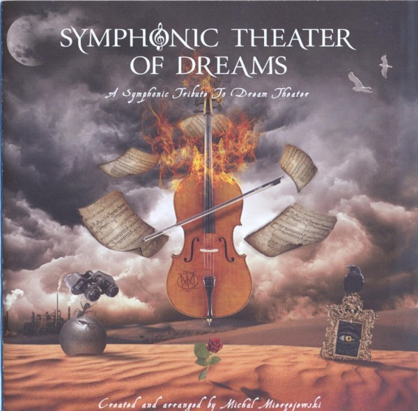 Michal Mierzejewski & Sinfonietta Consonus - Symphonic Theater of Dreams - A Symphonic Tribute to Dream Theater (2013)
