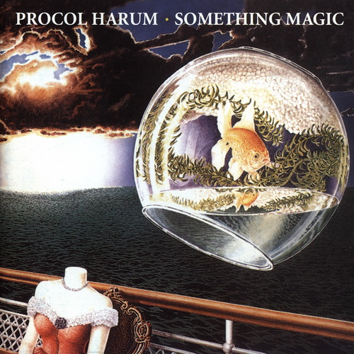Procol Harum - Something Magic 1977