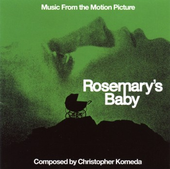 Christopher Komeda - Rosemary's Baby  / Ребёнок Розмари OST (2012)