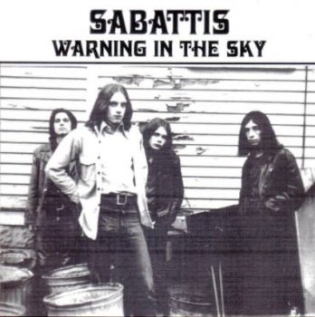 Sabattis - Warning In The Sky 1970 (Jargon Rec. 2011)