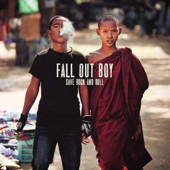Fall Out Boy - Save Rock and Roll - 2013