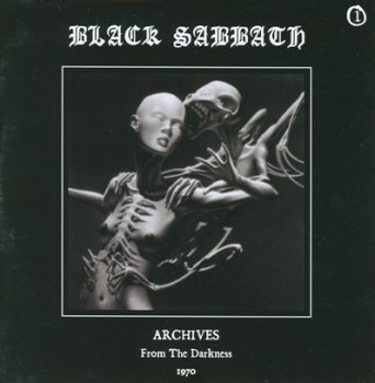 Black Sabbath - From The Darkness: Arhives 1970 (Bootleg: Olympia, Paris/Azia Rec. 2003)