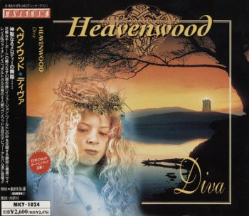 Heavenwood - Diva (Japanise Edition) 1996