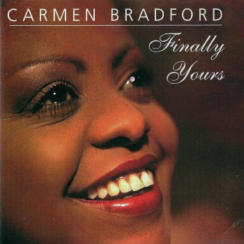 Carmen Bradford - Finally Yours (1997)