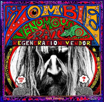 Rob Zombie - Venomous Rat Regeneration Vendor - 2013
