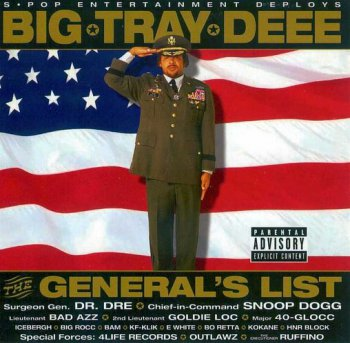 V.A.-Big Tray Deee-The Generals List 2002