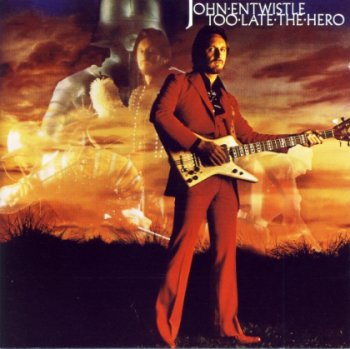 John Entwistle - Too Late The Hero 1981 (Repertoire Rec. 1997)