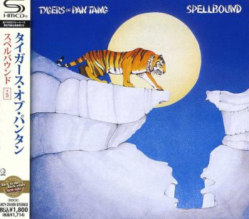 Tygers Of Pan Tang - Spellbound 1981 (Japan SHM-CD/2010 Universal UICY-25109)
