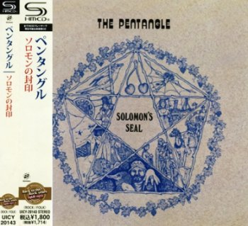 The Pentangle - Solomon's Seal 1972 (Sanctuary Rec./Japan SHM-CD 2010)