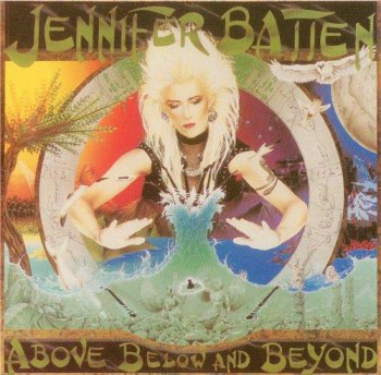 Jennifer Batten - Above, Below & Beyond (1992)