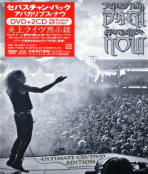 Sebastian Bach - Abachalipse Now 2CD 2013 (Avalon/Marquee, Japan)