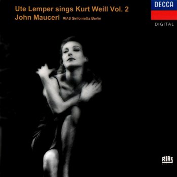 Ute Lemper - Songs of Kurt Weill Vol.2 (1993)