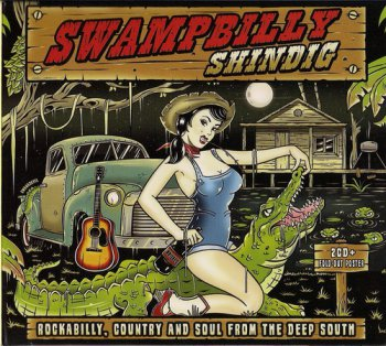 VA - Swampbilly Shindig (2013)
