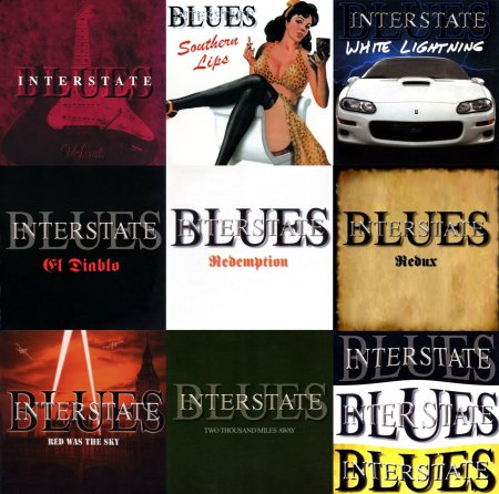 Interstate Blues - Discography (1998-2013)