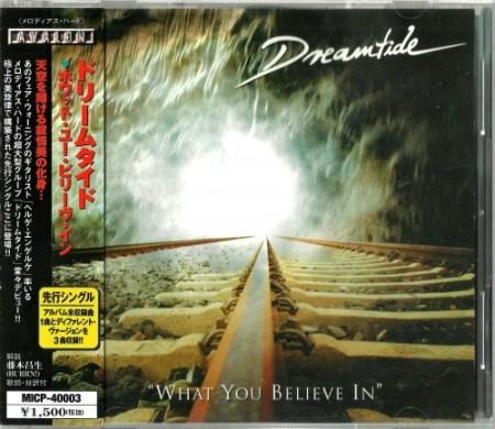 Dreamtide - Discography [Japanese Edition] (2001-2008)