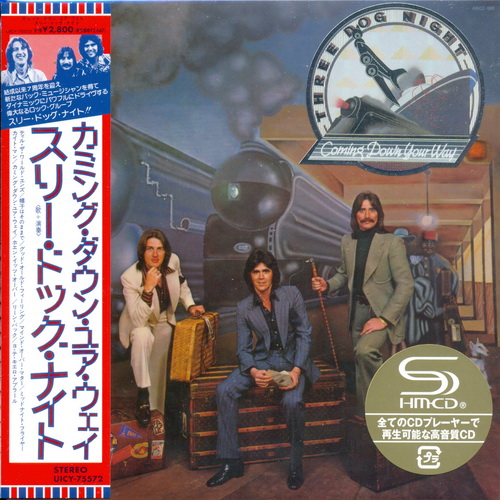 Three Dog Night: 12 Albums Mini LP SHM-CD - Universal Music Japan 2013