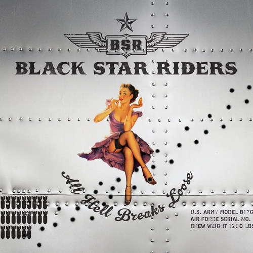 Black Star Riders - All Hell Breaks Loose [Deluxe Edition] (2013)