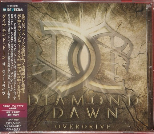 Diamond Dawn - Overdrive [Japanese Edition] (2013)