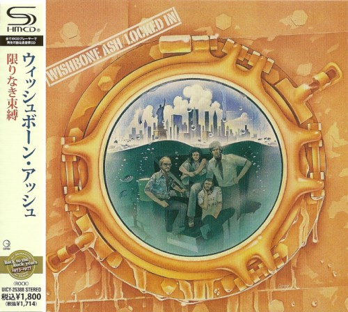 Wishbone Ash - Locked In 1976 [Japanese Edition, Remaster, UICY-25388] (2013)