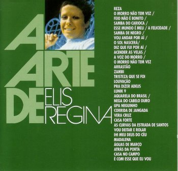 Elis Regina - A Arte De Elis Regina (2004)